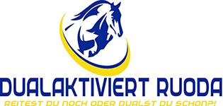 Dualaktivierung Ruoda – Schweiz Logo
